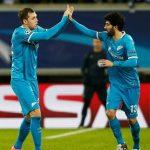 Порезультатам группового этапа Лиги чемпионов «Зенит» заработал около 25млневро