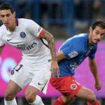 «ПСЖ» обыграл «Кан» ипродлил беспроигрышную серию вчемпионате Франции