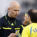 Россиянин Карасев вошел вчисло футбольных арбитров, которые будут работать наЧЕ