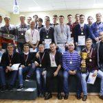 ИгроковФК «Ротор-Волгоград» поздравили свозвращением впрофессиональный футбол