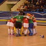 Сборная Республики Беларусь обыграла команду Германии начемпионате Европы поиндорхоккею среди женщин