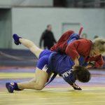 Армавирские самбисты напервенстве страны завоевали две золотых иодну серебряную медали