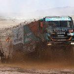 Экипаж Айрата Мардеева финишировал вторым наралли «Дакар»