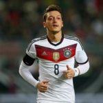 Озил признан лучшим игроком сборной Германии в минувшем году