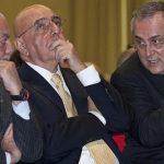 Ведущих футбольных функционеров Италии заподозрили внеуплате налогов