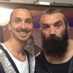 «ПСЖ» поднял заработную плату Ибрагимовичу втекущем сезоне