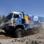 Команда «Камаз-мастер» завоевала серебро на«Дакаре»