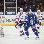 Хоккеисты СКА навыезде уступили минскому «Динамо» вматче постоянного чемпионата КХЛ