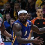 Баскетболисты русских «Химок» обыграли испанскую «Лабораль» вматче Евролиги