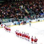 СКА обыграл «Слована» вматче чемпионата КХЛ