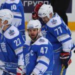 Новокузнечанин оформил хет-трик наМатче звезд КХЛ в столице России