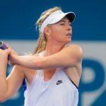 Шарапова прошла вчетвертый круг Аustralian Open