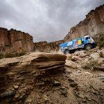 «КАМАЗ-мастер» стал первым напятом этапе «Дакар-2016»