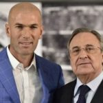 Легендарный футболист Зинедин Зидан возглавил мадридский «Реал»