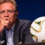 Вальке уволен споста генсека ФИФА