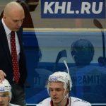 ХК «Автомобилист» отстранил основного тренера Разина наодну игру