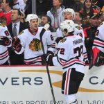 Русский нападающий «Чикаго» Артемий Панарин стал 2-ой звездой игрового дня НХЛ