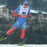 Лыжник Сергей Устюгов стал вторым вспринте наэтапеКМ вШвейцарии