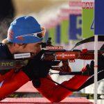 Антон Шипулин взял «бронзу» виндивидуальной гонке побиатлону