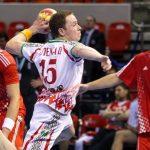 Начемпионате Европы гандболисты Республики Беларусь проиграли полякам