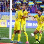 Сборная Украины потренируется наодной изслабейших команд Евро