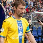 Дмитрий Лихтарович завершил карьеру футболиста