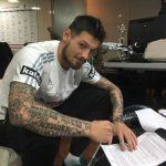 Бойко подписал договор сБешикташем