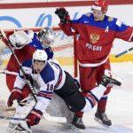 Сборная Российской Федерации похоккею вышла вфинал МЧМ