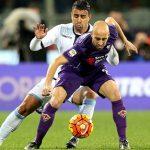 «Фиорентина» уступила «Лацио» благодаря голам Ронкалья иАндерсона
