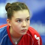 Самарчанка Мария Тайлакова возглавила мировой рейтинг теннисисток до16 лет