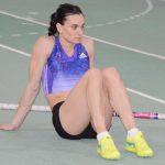 Исинбаева угодила всписок отстраненных от состязаний легкоатлетов