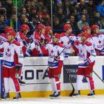 ЦСКА преждевременно стал чемпионом КХЛ