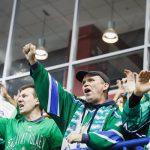 ХК «Салават Юлаев» обеспечил себе место вплей-офф