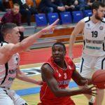 БК «Нижний Новгород» обыграл «Байзонс» вматче Единой Лиги ВТБ