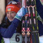 Украинская биатлонистка Ольга Абрамова временно отстранена от состязаний из-за допинга