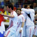 Гандболисты сборной Хорватии обыграли норвежцев вматче за3-е место наЧЕ