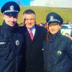 Экс-игрок «Динамо» бросил футбол ради работы в милиции