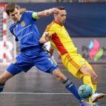 Онлайн-трансляция четвертьфинала чемпионата Европы помини-футболу— Азербайджан