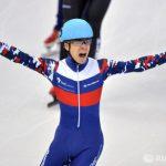 Шорт-трекист Елистратов побил мировой рекорд надистанции 1000 метров