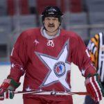 Клюшка Лукашенко продана за $3,6 тыс.