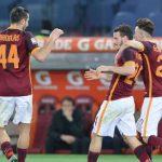 «Рома» одержала 3-ю победу подряд при Спаллетти