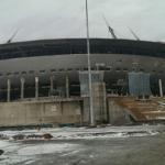 Власти добавят 435 млн рублей надостройку стадиона вПетербурге
