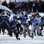 Пермских конькобежцев-любителей пригласили принять участие вобщероссийских соревнованиях
