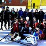 ВШадринске завершились состязания среди молодых хоккеистов «Золотая шайба»