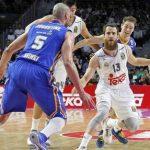 «Химки» несмогли пробиться вплей-офф баскетбольной Евролиги