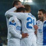 УЕФА отстранил «Днепр» отучастия веврокубках