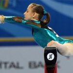 Ростовская гимнастка Мария Харенкова завоевала три медали наЧемпионате Российской Федерации