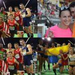 Украинец одержал победу «серебро» чемпионата мира полегкой атлетике
