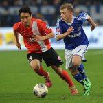 Футболисты «Майнца» одолели «Шальке» вматче чемпионата Германии