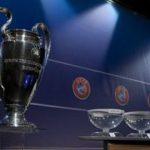 Завтра состоится жеребьевка ¼ финала Лиги чемпионов